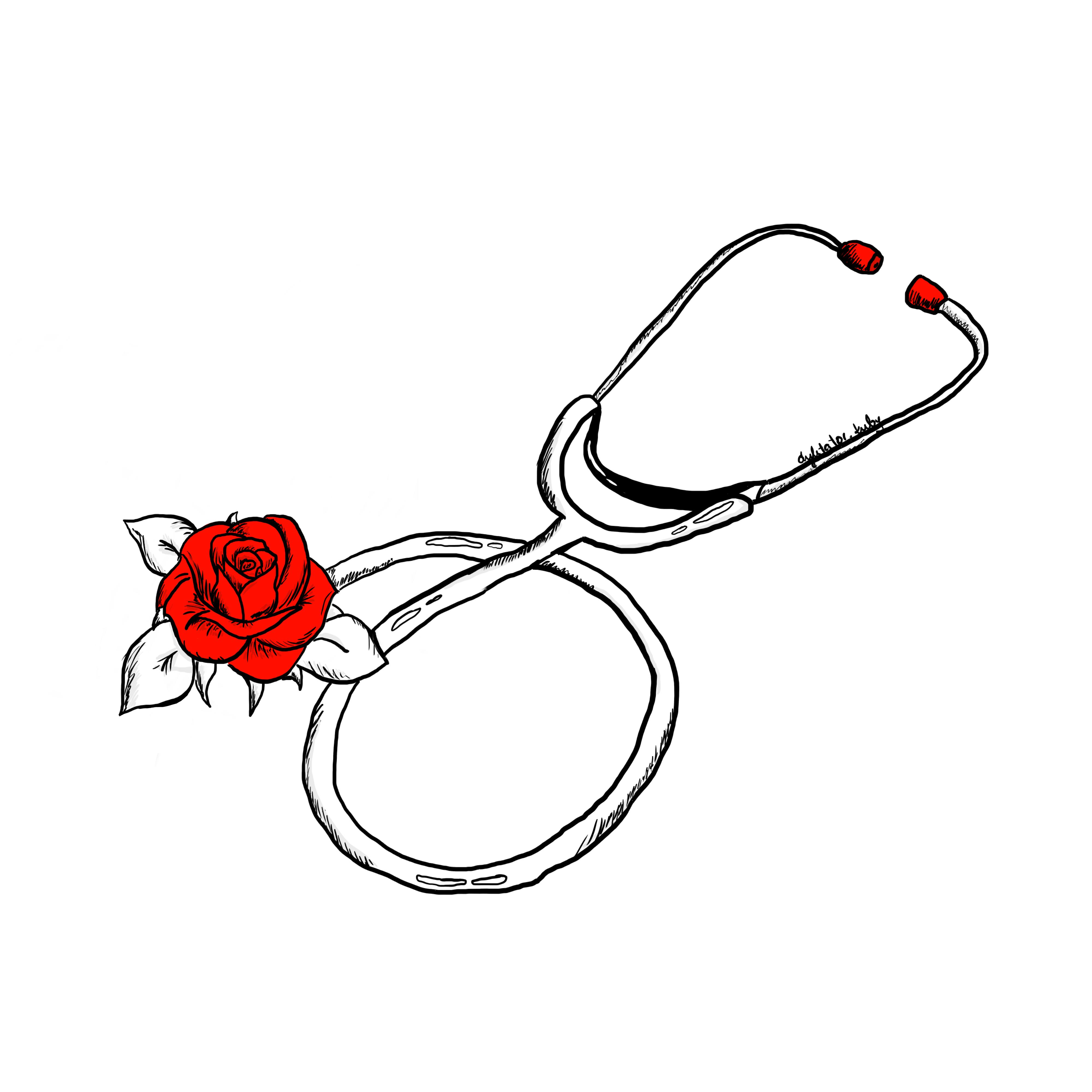 Róża - lekarz dla dzieci