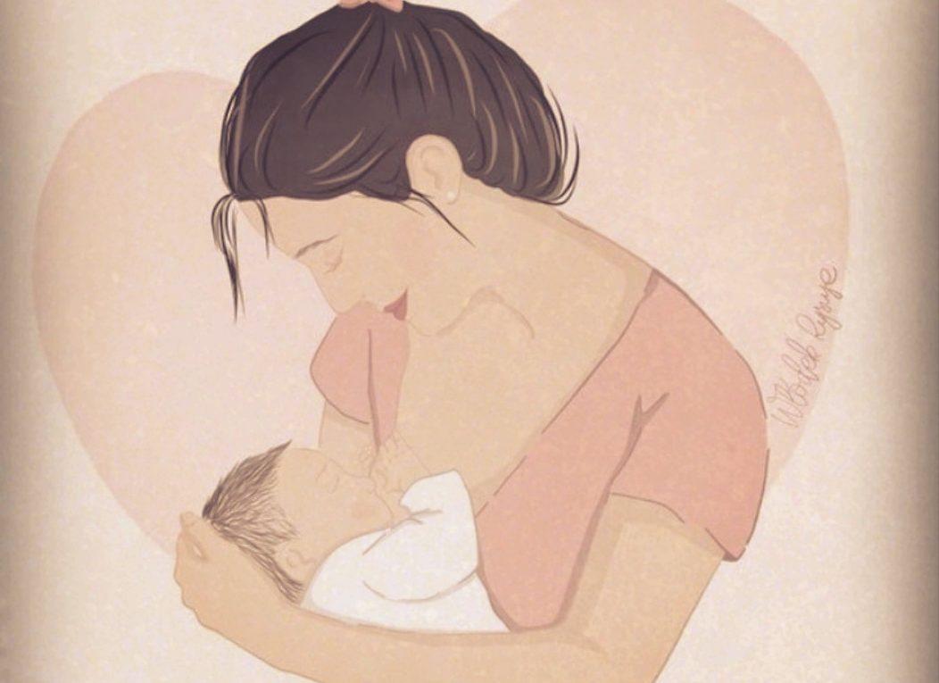 róża lekarz dla dzieci karmienie piersią